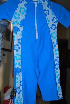 My own little Mini Wet Suit!