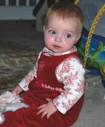 Christmas Eve 2009 at Camp Nana!