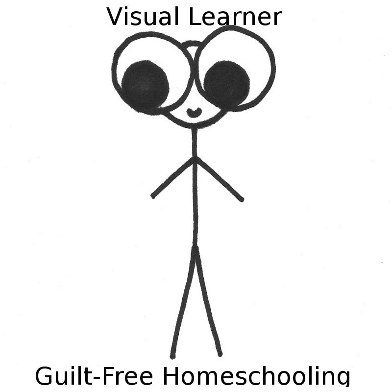Applying Learning Styles with Skip-counting — Guilt-Free