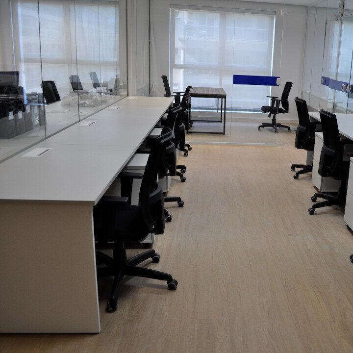 Móveis para escritório ergonômicos e funcionais