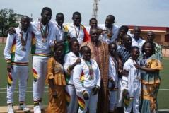 Tir à l'arc, Tizocata 2017 : La Guinée remporte le tournoi avec 26 médailles