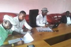 CNOSG : Organisation d'une session de formation en administration sportive