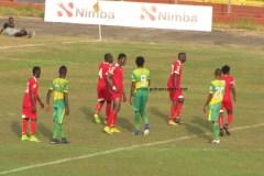 Ligue 1 Pro : Le Horoya AC à l'arrêt, le Hafia FC tenu en échec par Wakriya AC