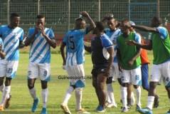 Ligue 1 Pro : Premier succès du Milo FC, le classico programmé ce 2 décembre