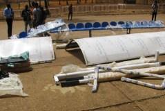 Ligue 1 : La Fondation KPC pour l'humanitaire au secours de trois stades