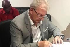 Syli national de Guinée : Paul Put signe un contrat de trois ans avec la Féguifoot