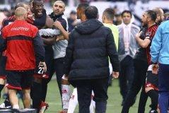 Championnat de Turquie : Florentin Pogba agressé par ses propres coéquipiers