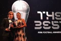The Best FIFA Football Awards 2018 : Luka Modric et Marta sacrés à Londres