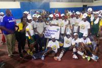 Handball : L'USG remporte le titre de champion de Guinée au détriment du Club Olympic