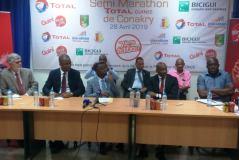 Athlétisme : Le semi-marathon de Conakry programmé au mois d'avril
