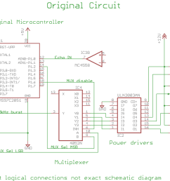 i2c module to use the whole system as a slave sensor as a sonar range finder robotic module do serial module to send out the values for a simpler debug  [ 1428 x 929 Pixel ]