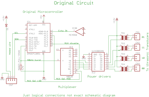 small resolution of  i2c module to use the whole system as a slave sensor as a sonar range finder robotic module do serial module to send out the values for a simpler debug