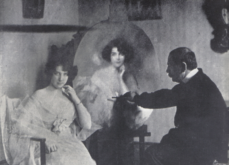 Nair de Tefé Guirand de Scévola 1913
