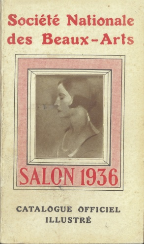 SALON SNBA 1936