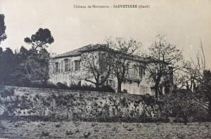 guirand de scevola chateau de montsauve