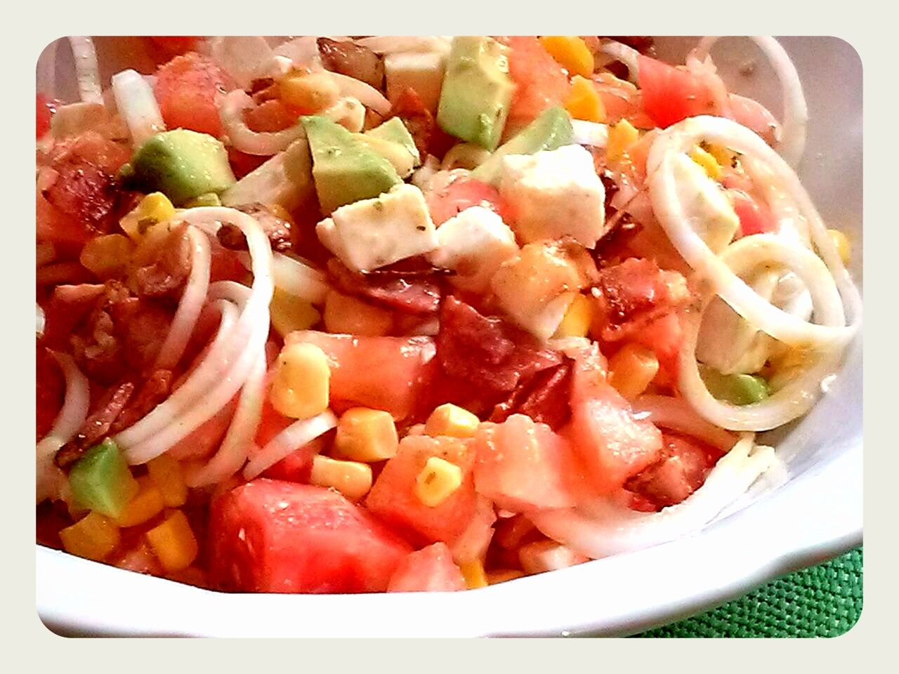 Ensalada Runner. [Ideal para corredores]