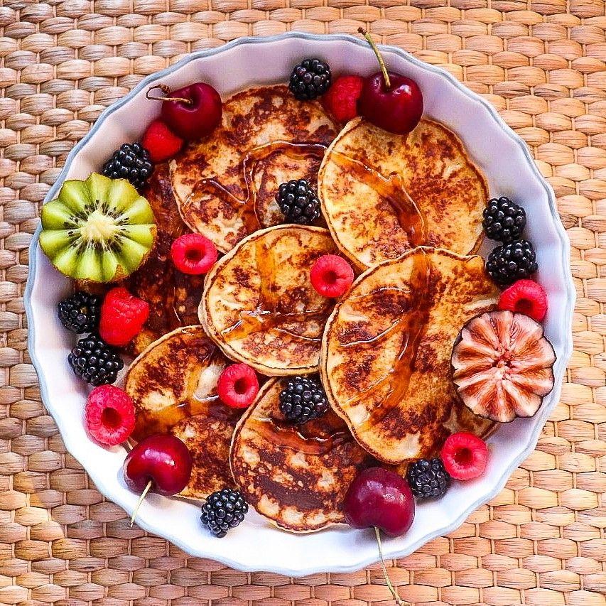 Tortitas de avena para desayunar