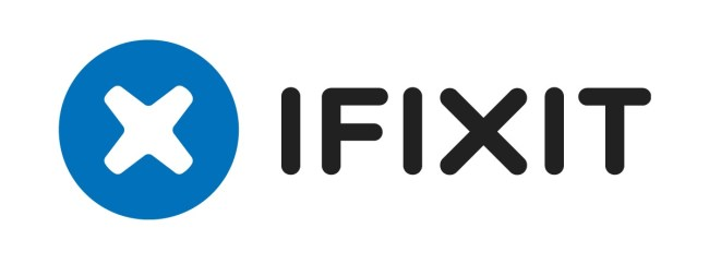 """The iFixit logo, published as part of 'User-generated content strategy in """"the free repair guide for everything.'"""""""