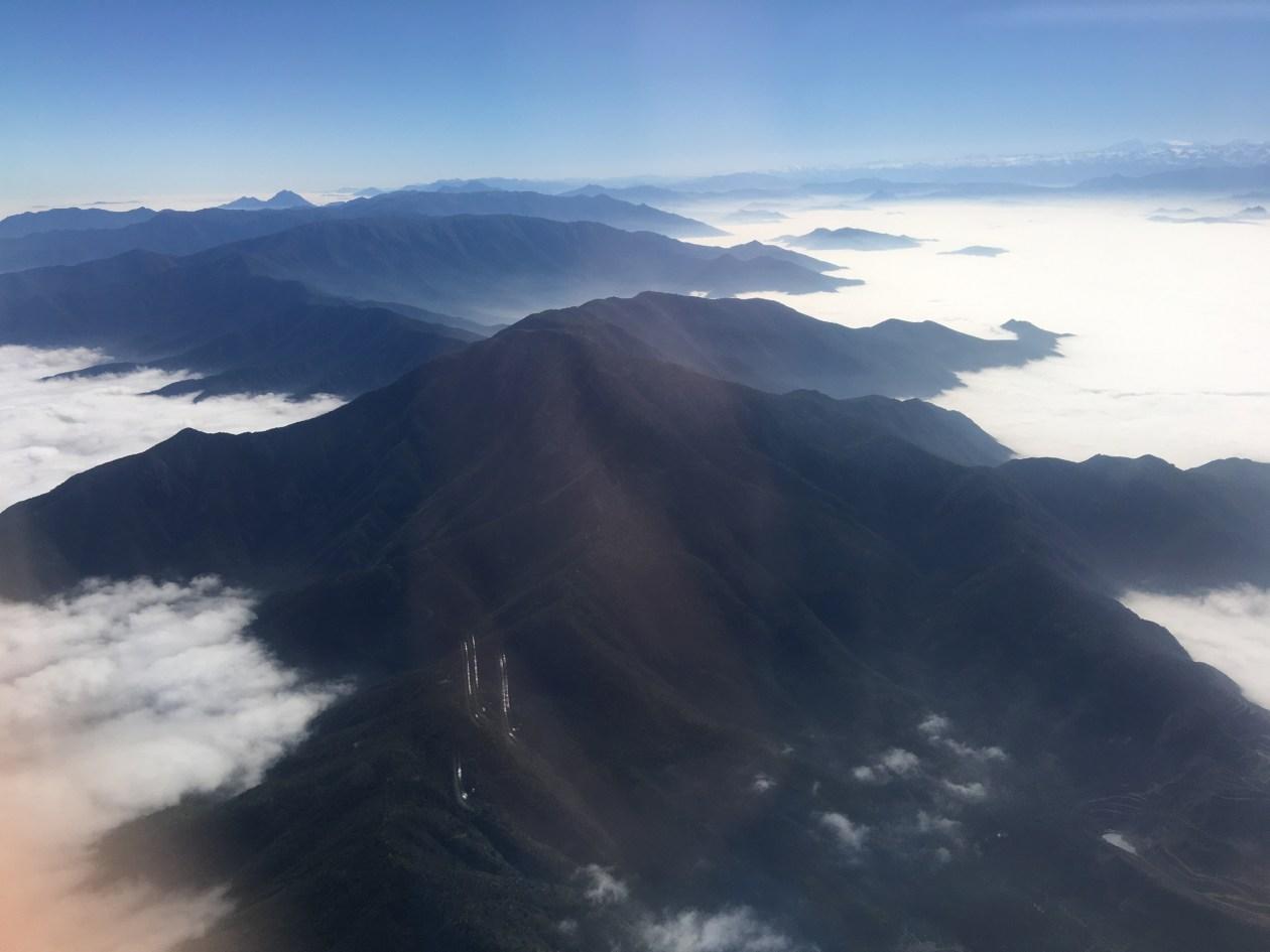 Los Andes luciéndose