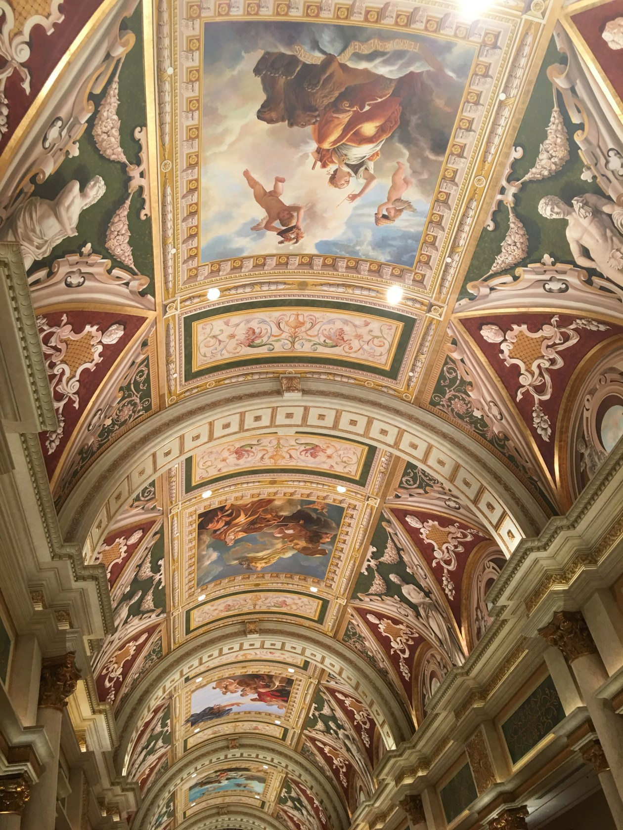Las Vegas – The Venetian