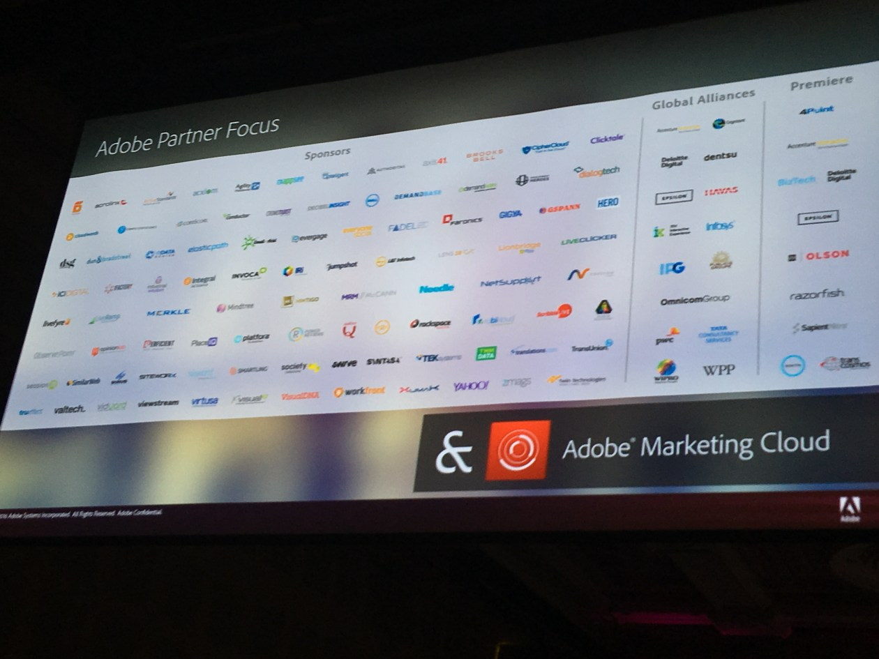 #AdobeSummit 2016