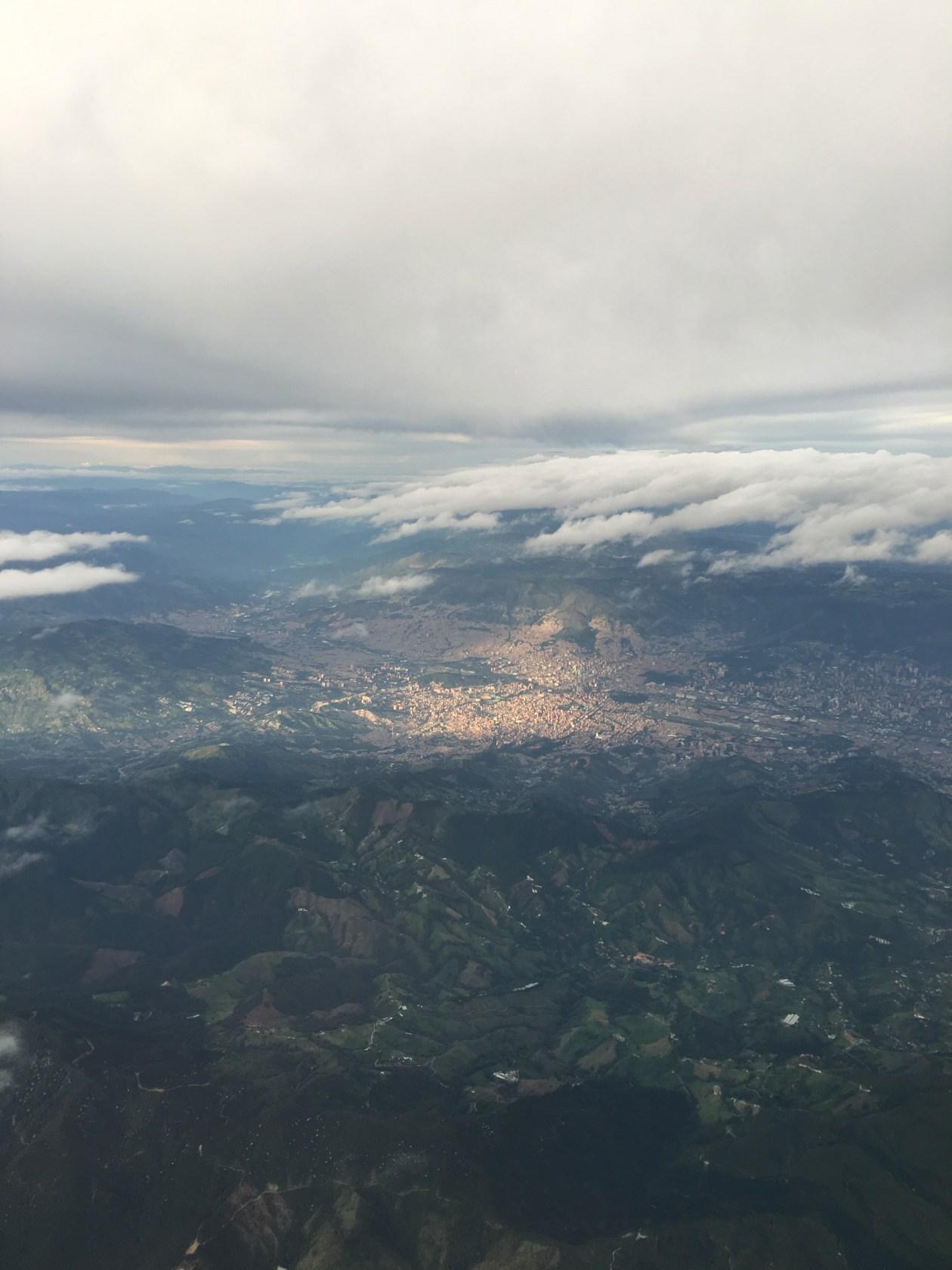 Medellin y Río Negro (MDE)