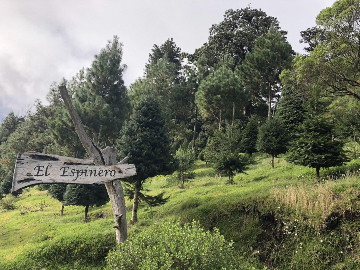 Finca El Espinero, Tecpán