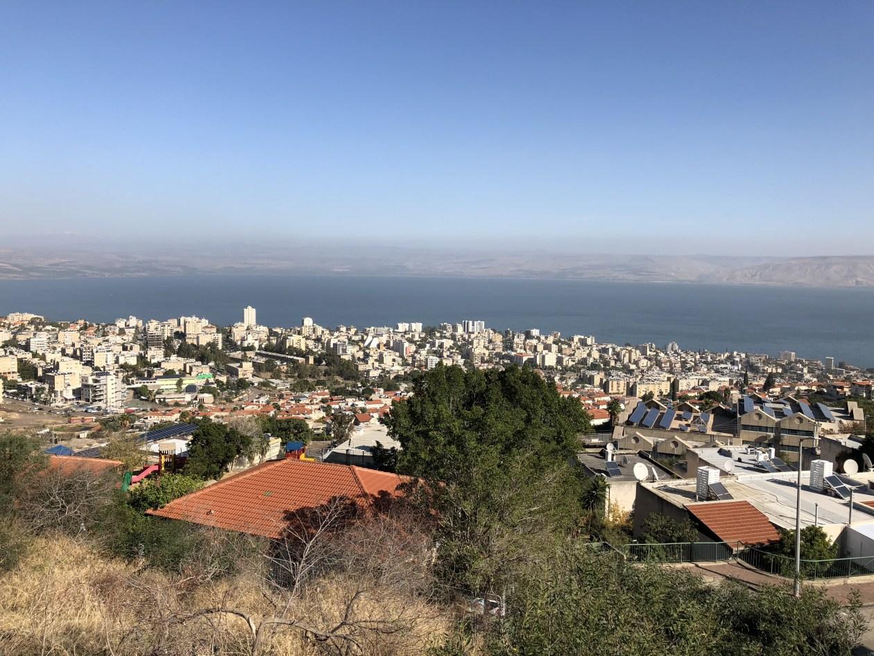 Tiberias, Galilee