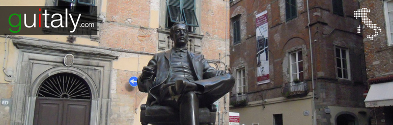 Tourisme En Italie Lucques Guitaly