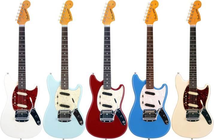 Fender Japan MG65