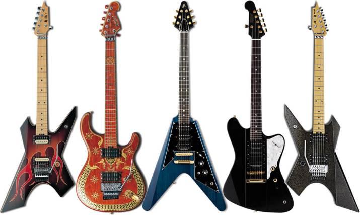 キラーギターズ