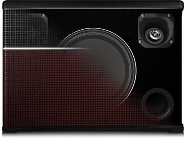 AMPLIFi 75:Bluetooth スピーカー