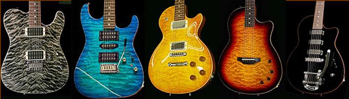 トム・アンダーソンのギター