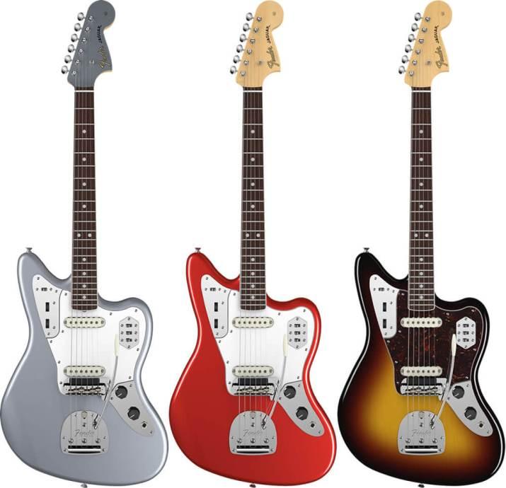 Fender USA AMERICAN VINTAGE '65 JAGUAR