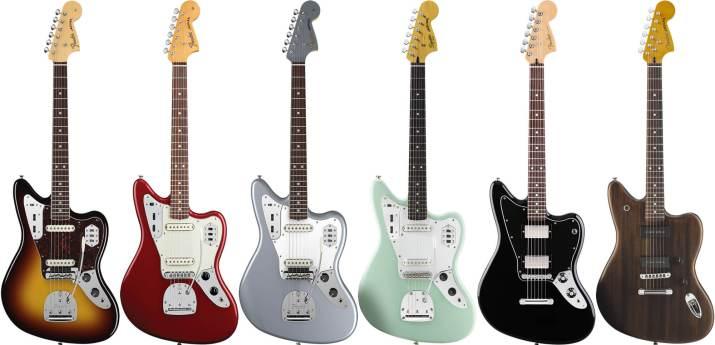 フェンダー・ジャガーのエレキギター