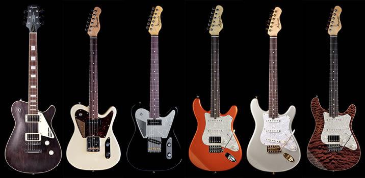 マグネート・ギターズ(Magneto Guitars)