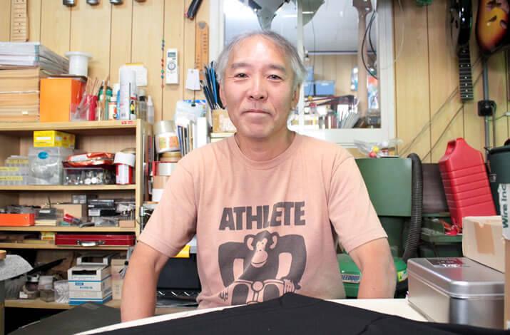 ラムトリック代表:竹田 豊さん