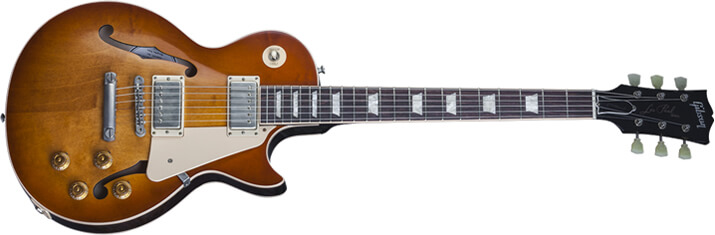 ES-Les Paul Spliced Top