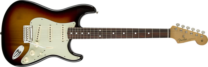 CLASSIC PLAYER '60S STRATOCASTER