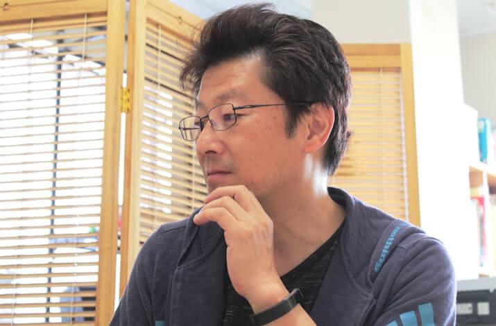 高橋謙次氏