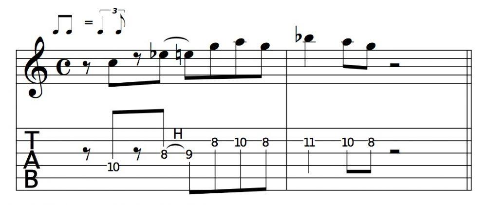 TAB譜14
