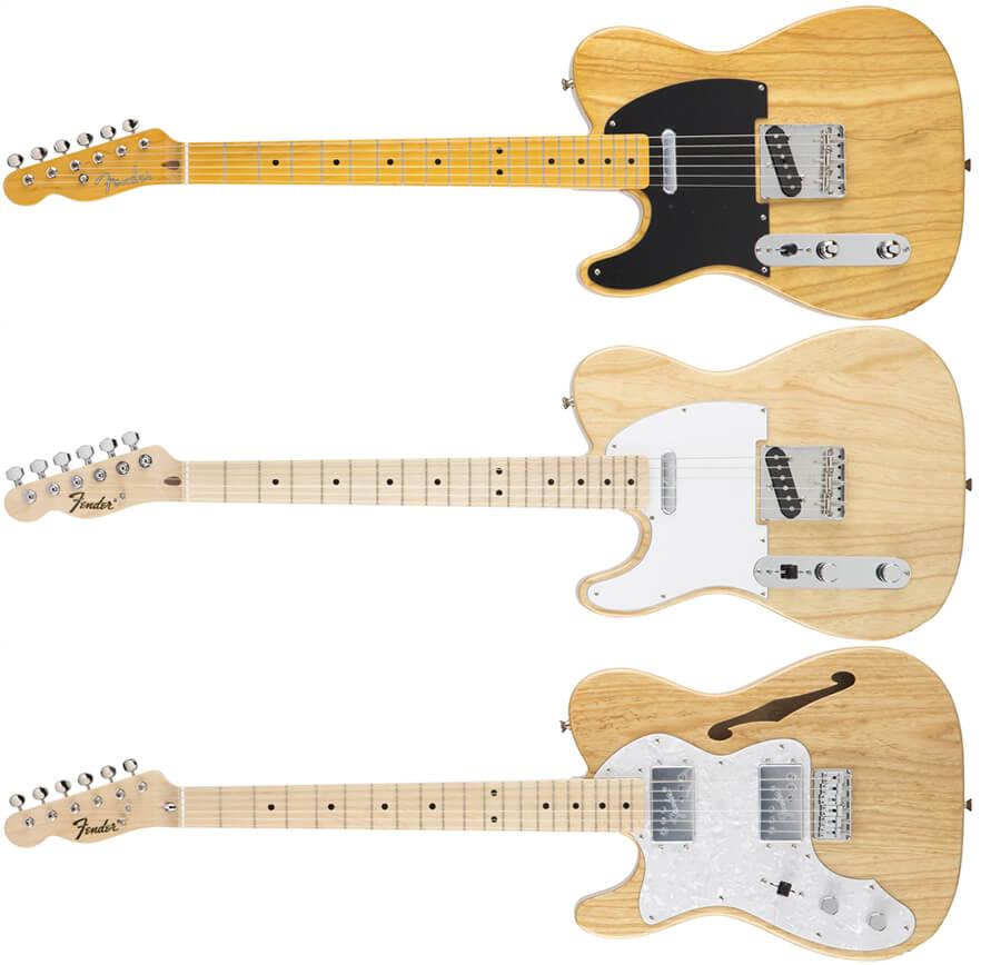 Fender Classic Telecaster Left-Hand