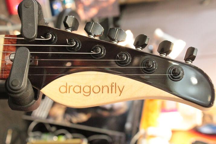 dragonflyヘッド