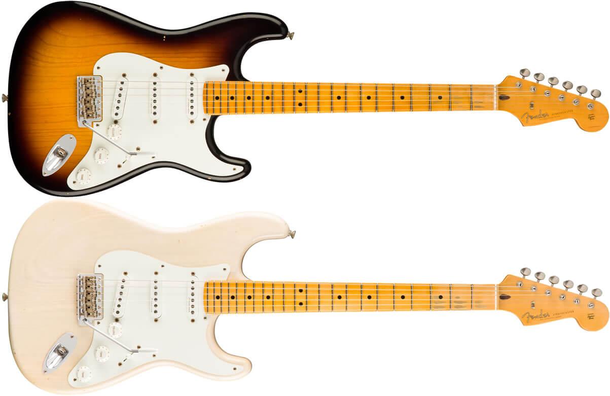 Journeyman Relic Eric Clapton Signature Stratocaster
