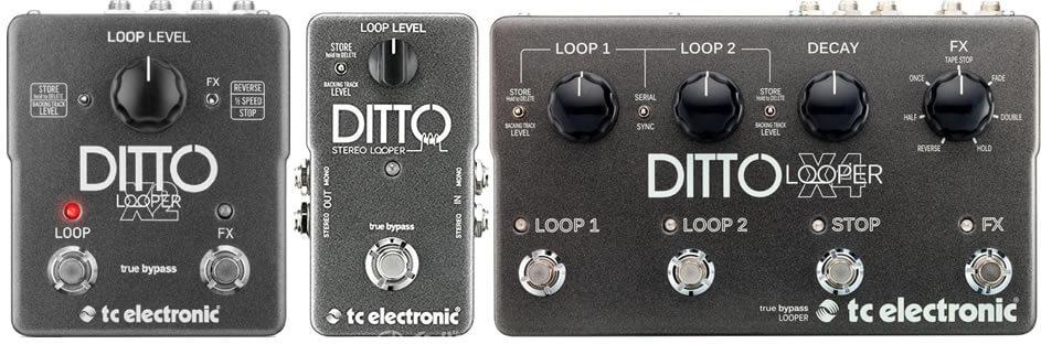 Ditto Looper の派生モデル