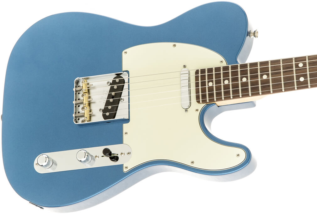 American Special Telecaster:ボディ