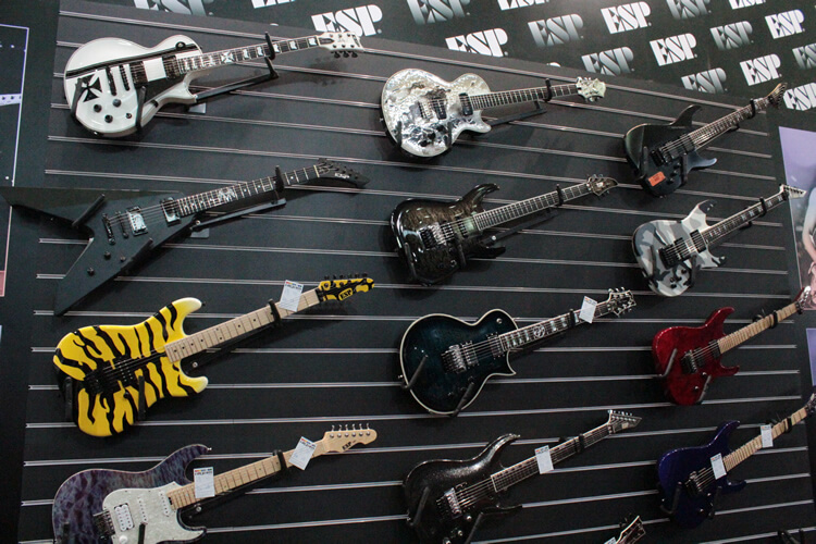 ESPギター
