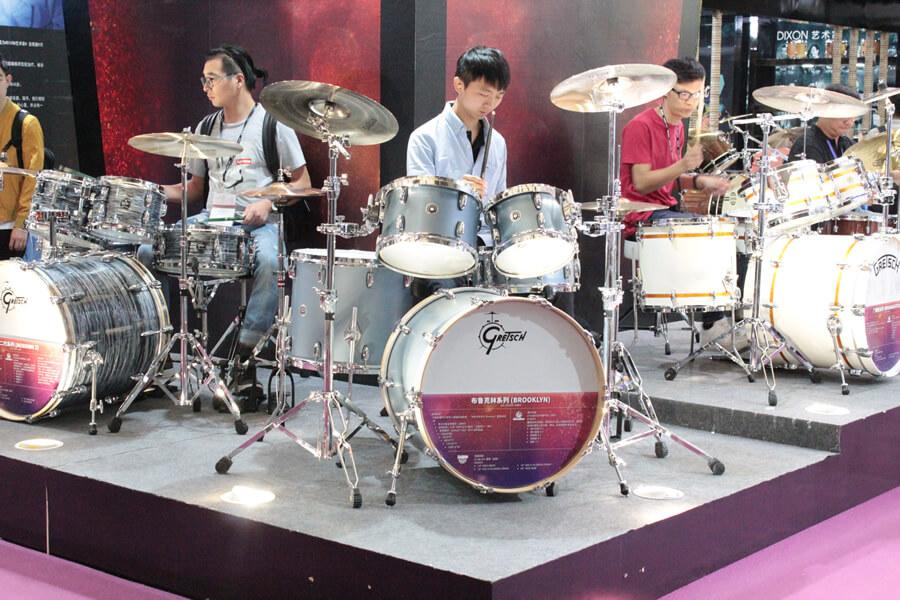グレッチ・ドラム
