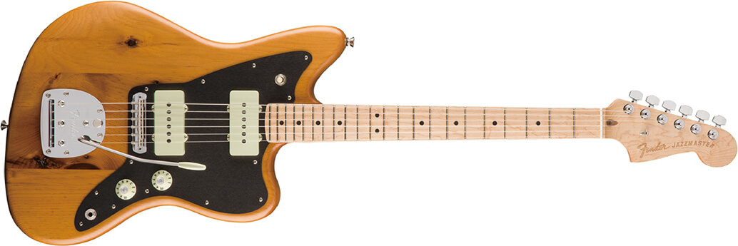 2017 LIMITED EDITION AMERICAN PROFESSIONAL PINE JAZZMASTER