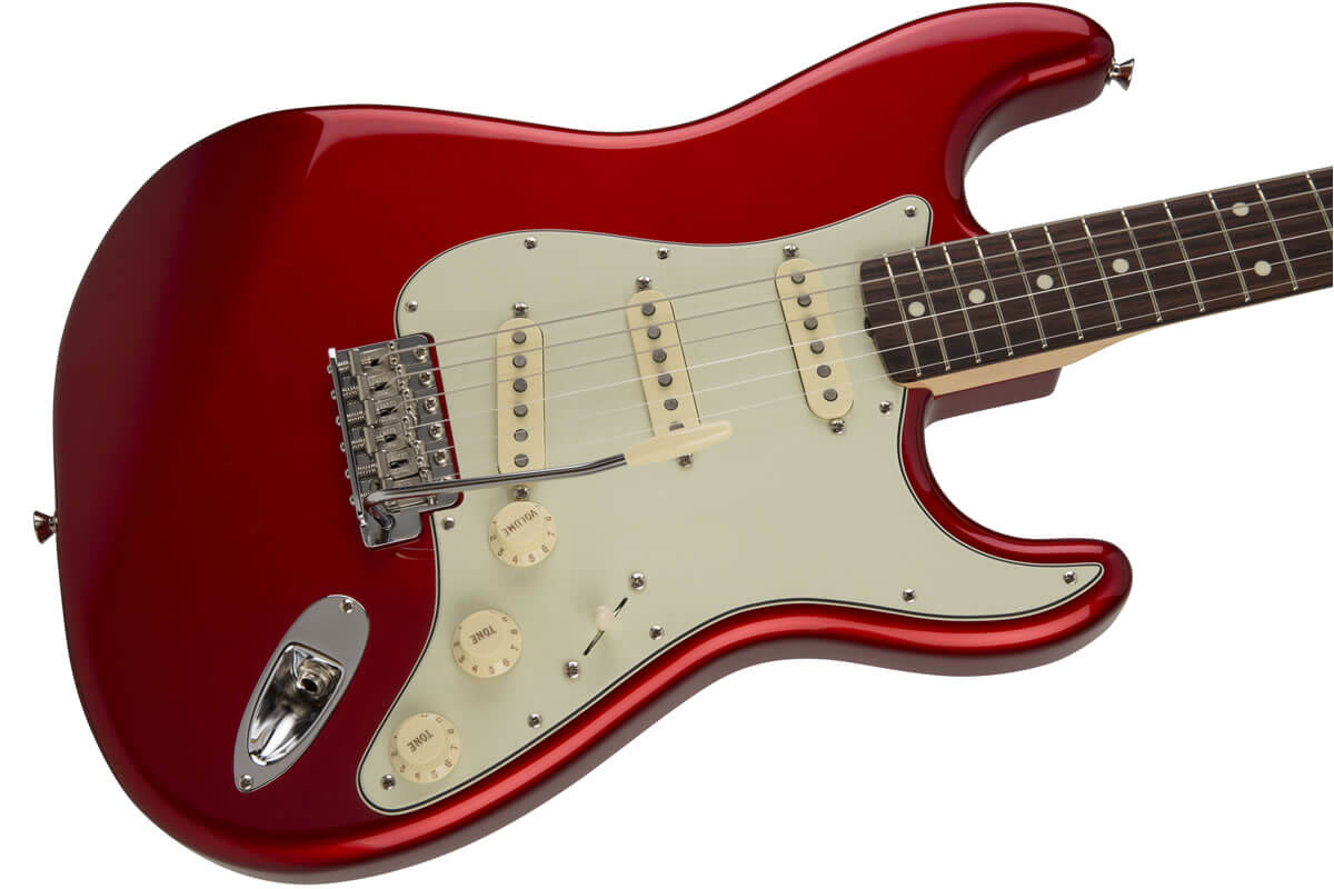 2018 Limited Collection 60s Stratocaster:ボディ